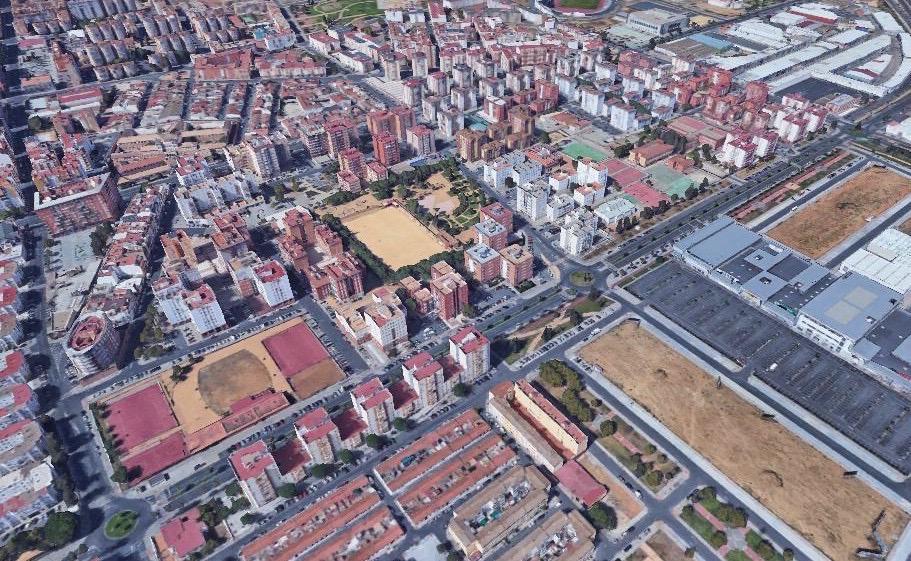 Desdoble de la avenida nuevo colombino