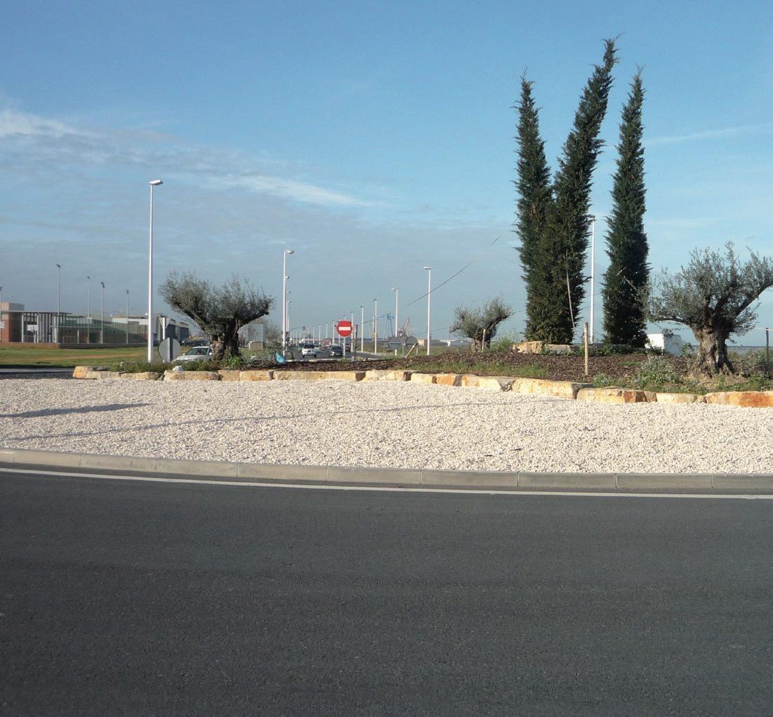 Enlace Paseo Marítimo Rotonda de Cardeñas