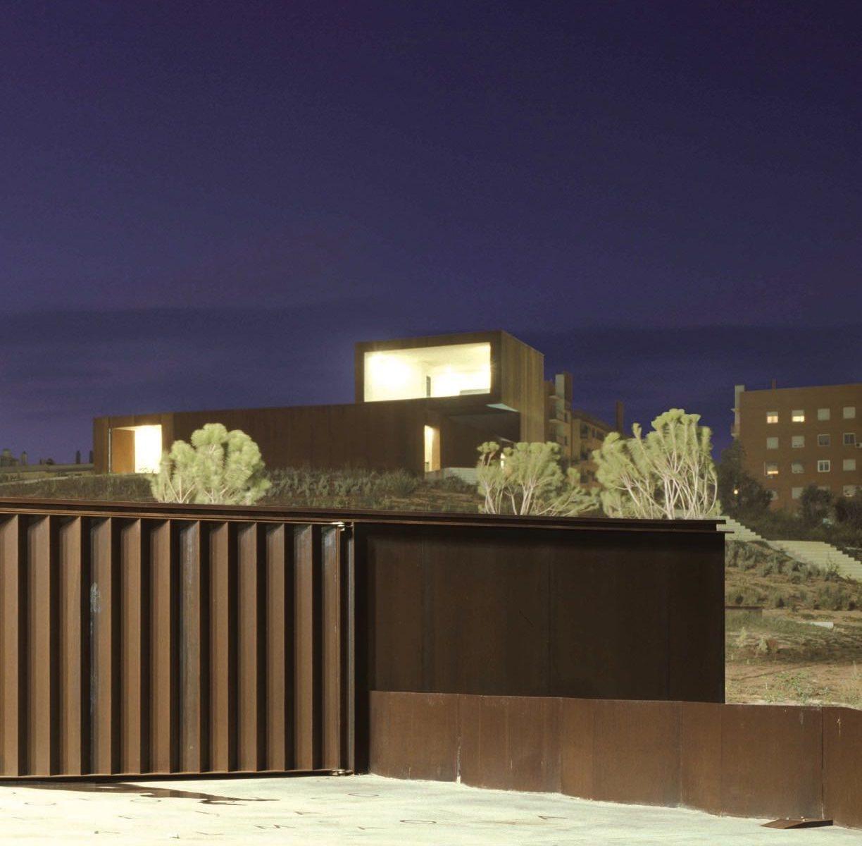 Edificio Mirador Centro de Interpretación
