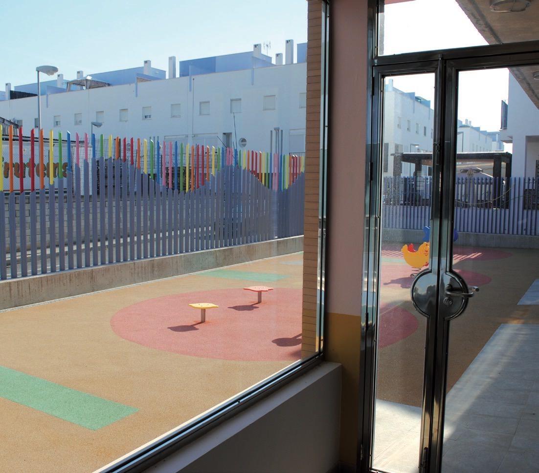 Escuela Infantil Los Palitos en San Juan del Puerto
