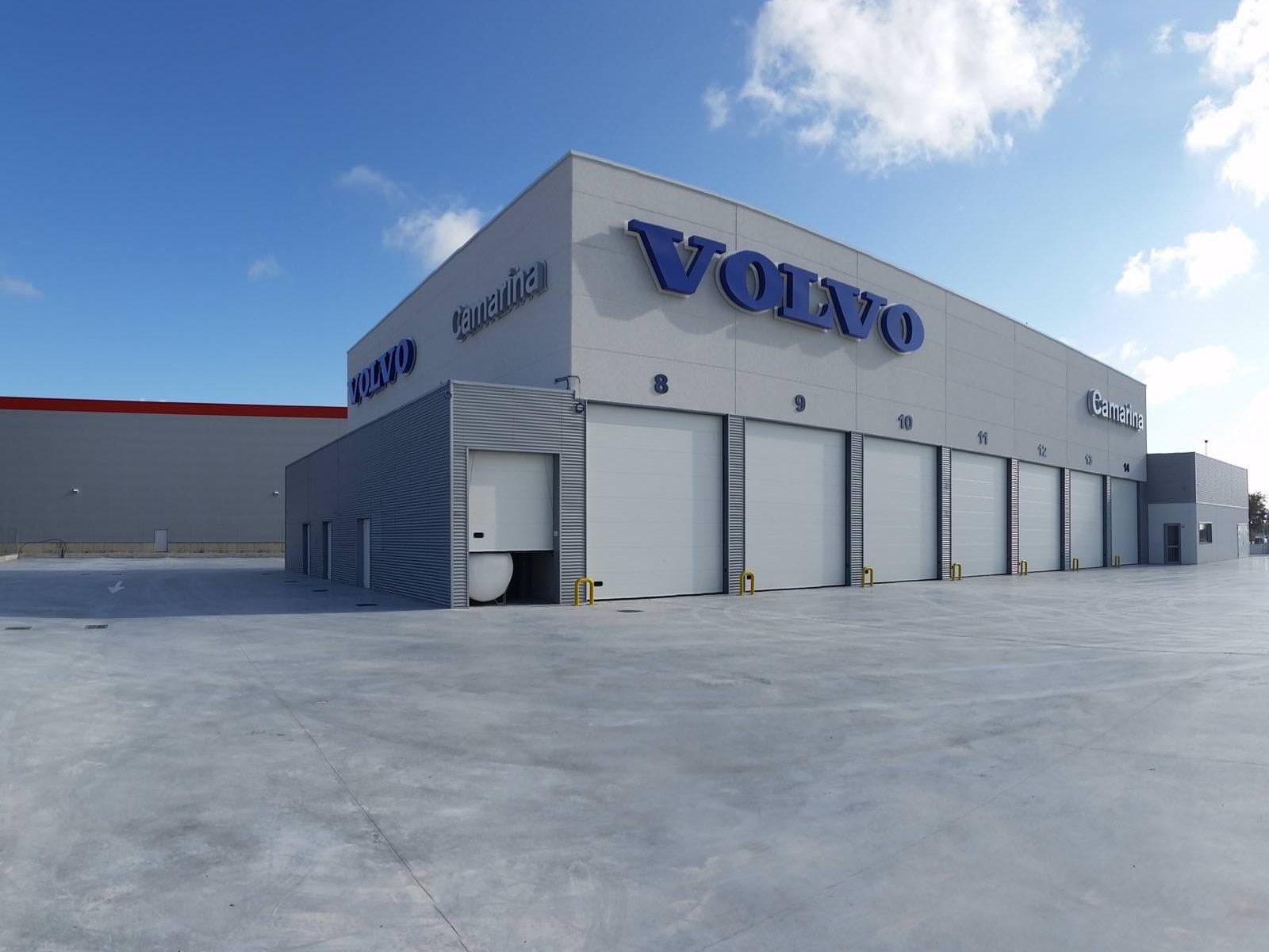 Taller Volvo Huelva