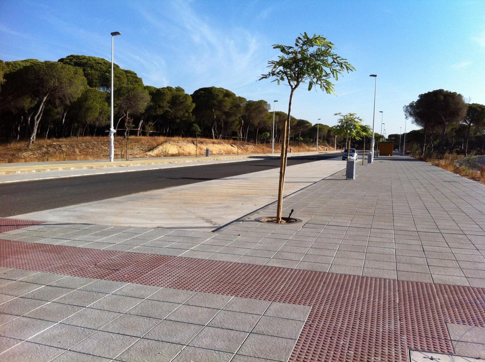 Urbanización SUO.01 Punta Umbría