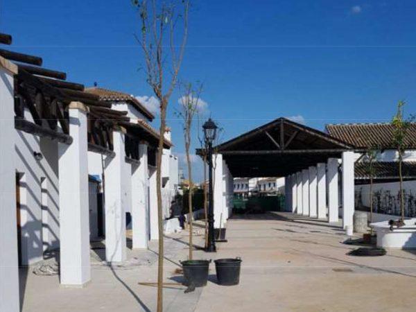 Ejecución de apartamentos turísticos en El Rocío