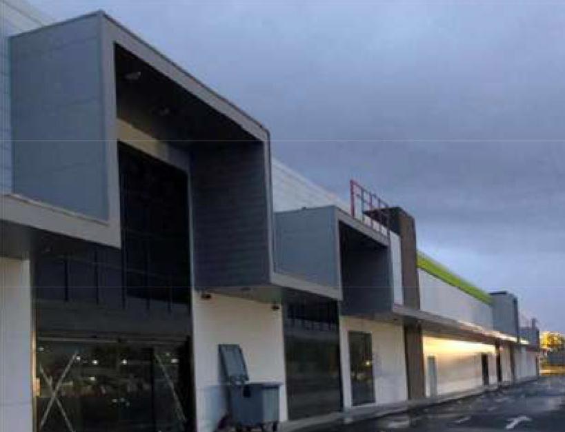 Centro Comercial Sur II Lepe